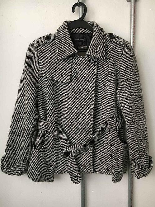 Women's short fleece coat 11