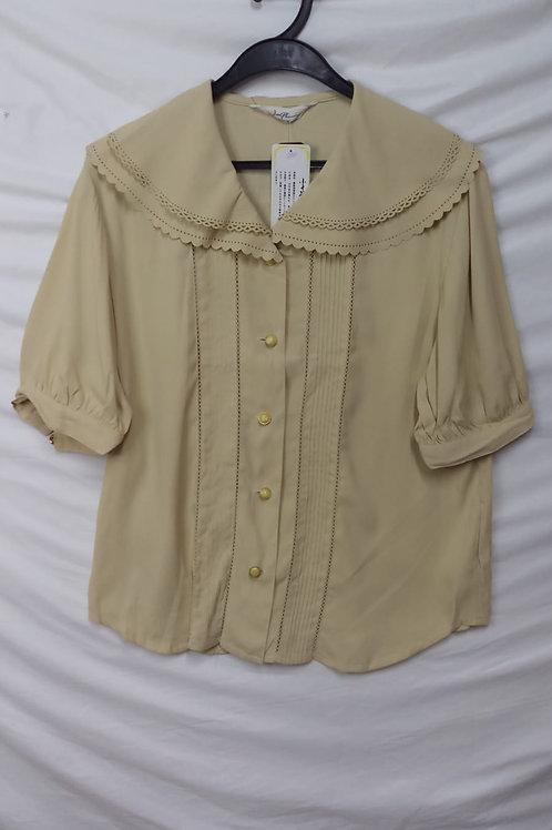 Lace shirt 14