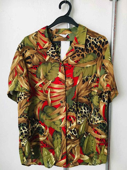 Flower shirt 32