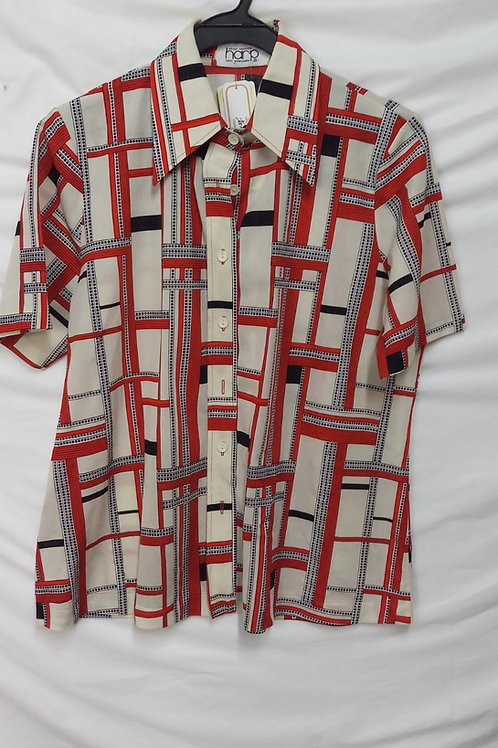 Nostalgic nylon shirt 18