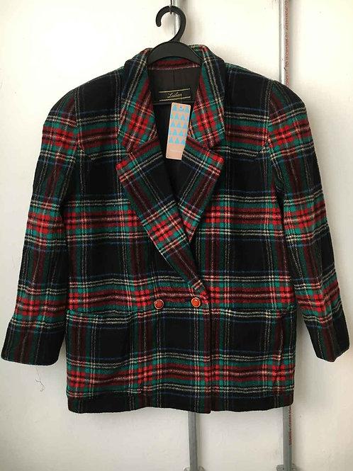 Women's short fleece coat 9