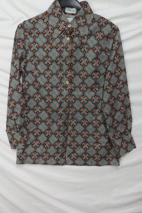 Nostalgic nylon shirt 12