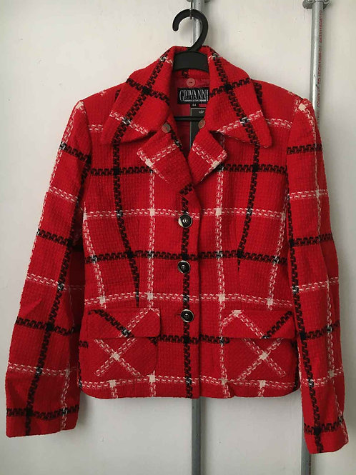 Women's short fleece coat 14