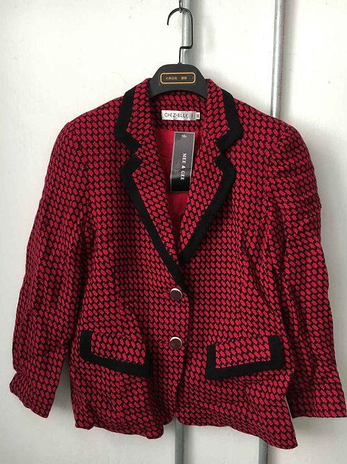 Short fleece coat 7