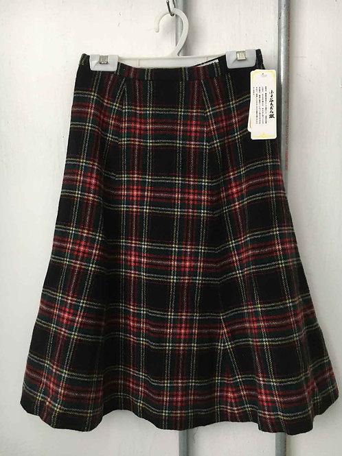 Checkered skirt 10