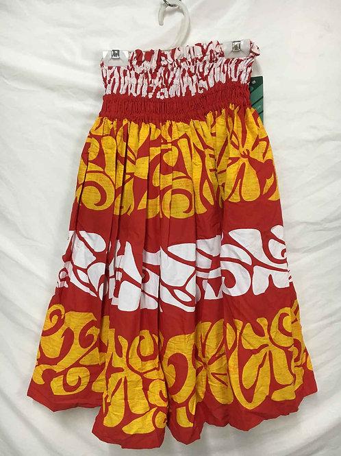 Flower skirt 18