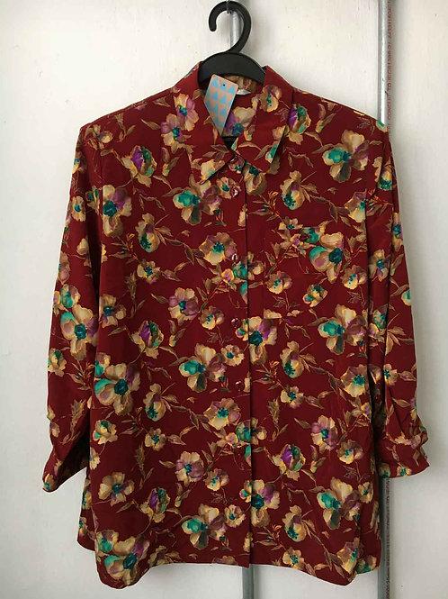 Flower shirt 18