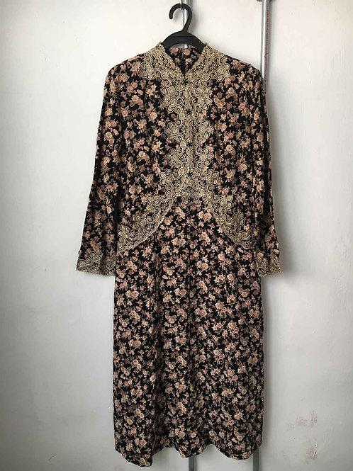 Nostalgic dress 20