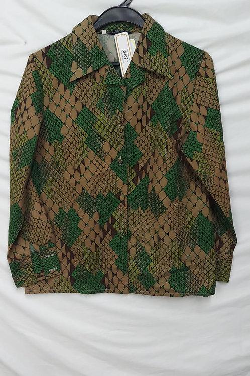 Nostalgic nylon shirt 8
