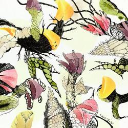 'Life amongst the flowers'
