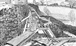 Mill Leat, Ermington