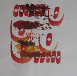 Letter3 size 440x640mm