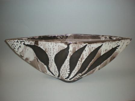 webssize seaweed vase