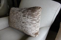 10. Standard rectangular cushion with border