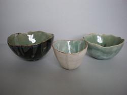 websize 3 jade bowls
