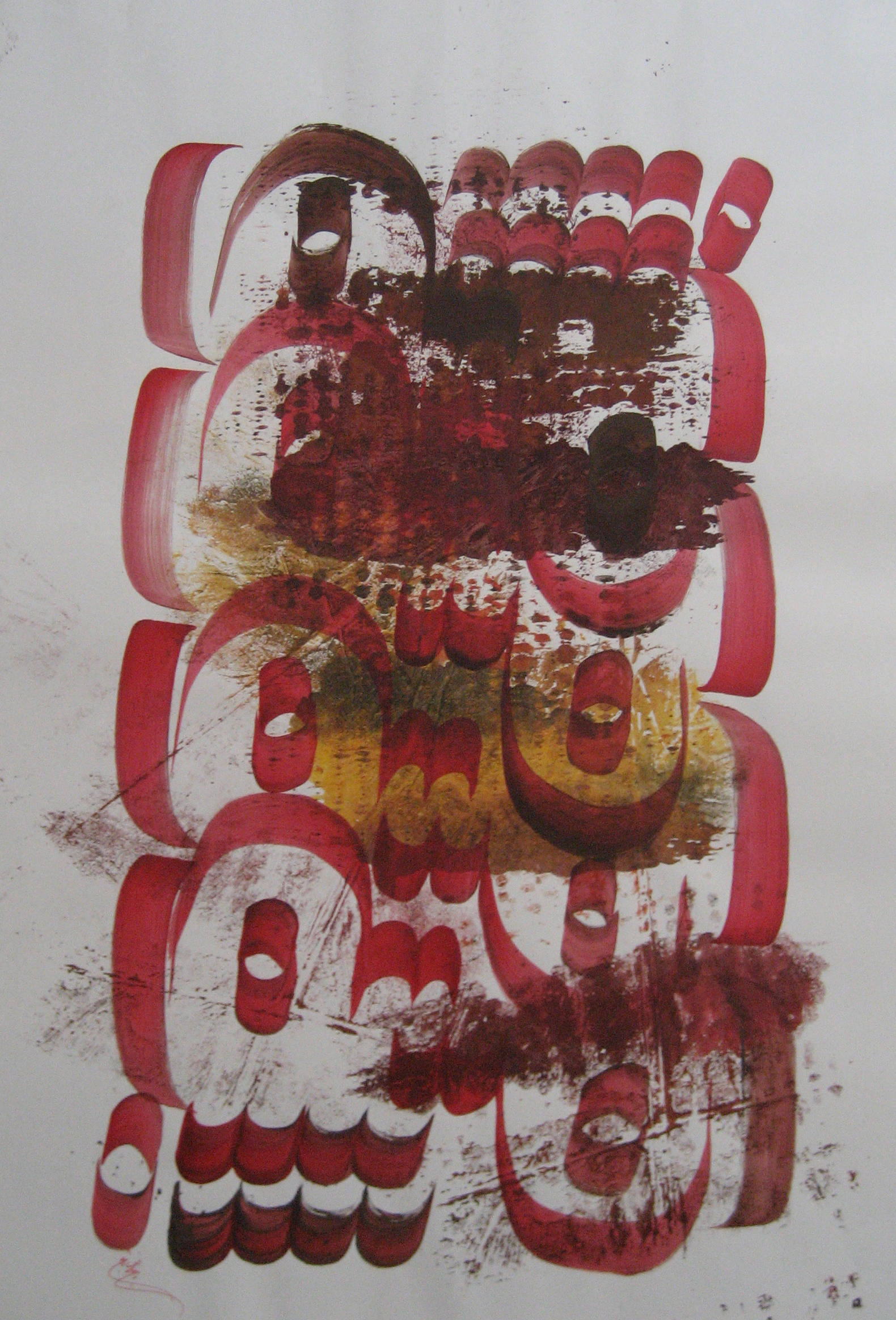 Letter3 size 440x640 mm