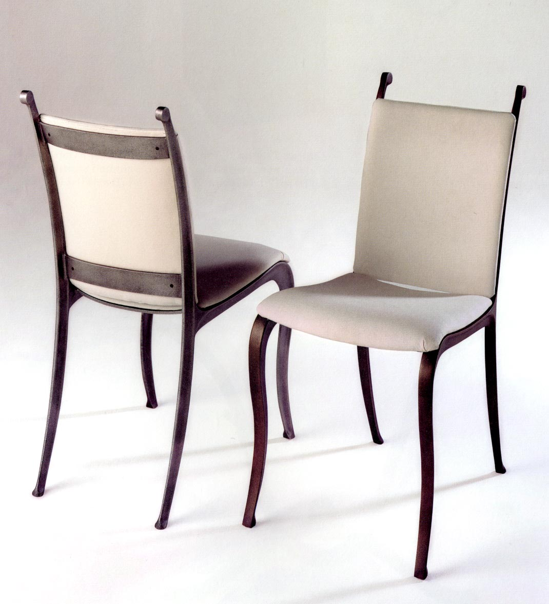 Caspian dining chairs