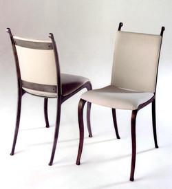 Caspian dining chairs