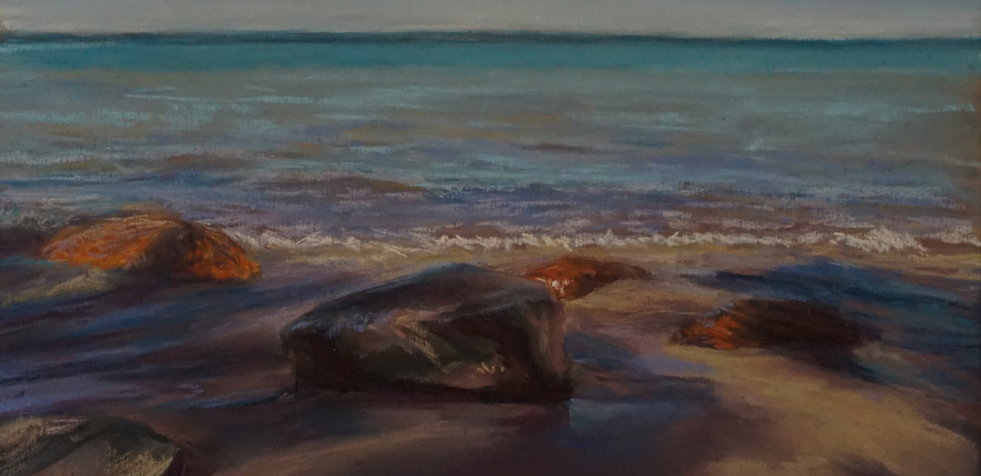 CathyLorraway, Summer Day at the Beach,