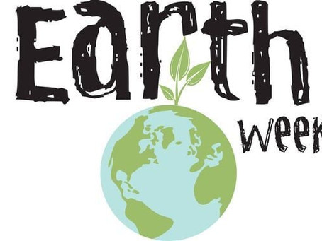Today is Earth Day.
