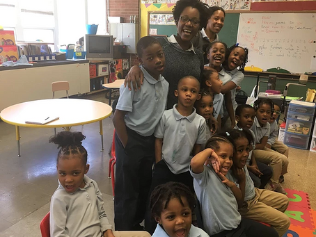 Help support Kingsway Prep and outstanding education for Evanston's underserved children.