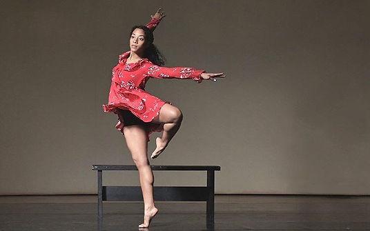"separation shoes 25717 23c1f Black Ballerina"" opens tonight ... and Dear Evanston ..."