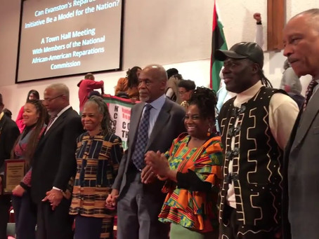 Four community members added to Evanston's Reparations Committee.