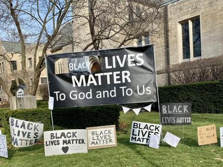 Black Lives Matter: A Communal Statement