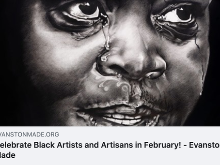 This month, Evanston Made is highlighting Black creatives in our community.