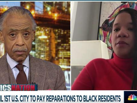 Reparations resolution passes in Evanston.