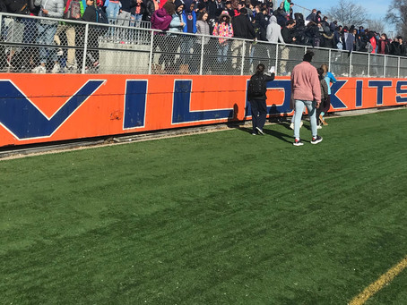 ETHS Students Walked Out.