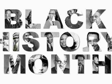 Black History Month Begins Today