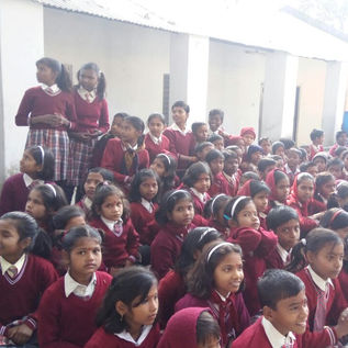 Donating Books & Stationary to Children