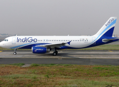 IndiGo to become India's largest airline !