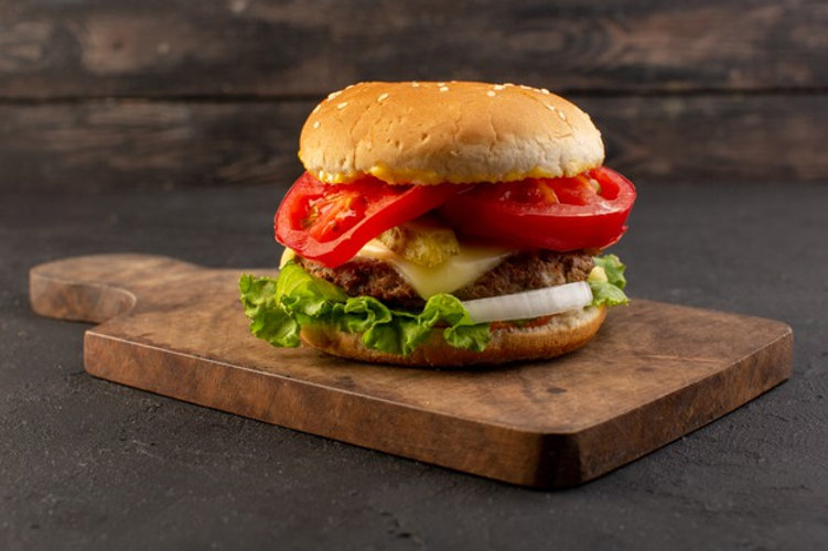 front-view-chicken-burger-with-cheese-gr