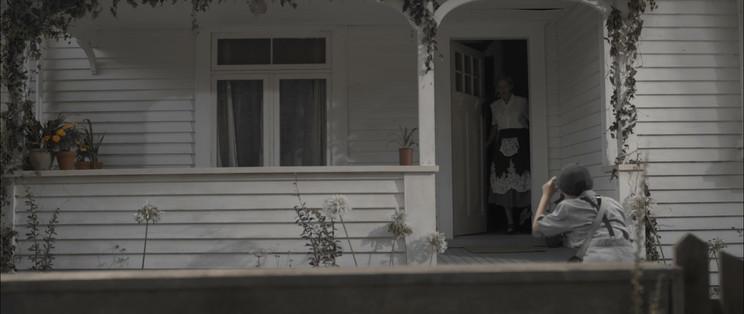 Exterior House 1940