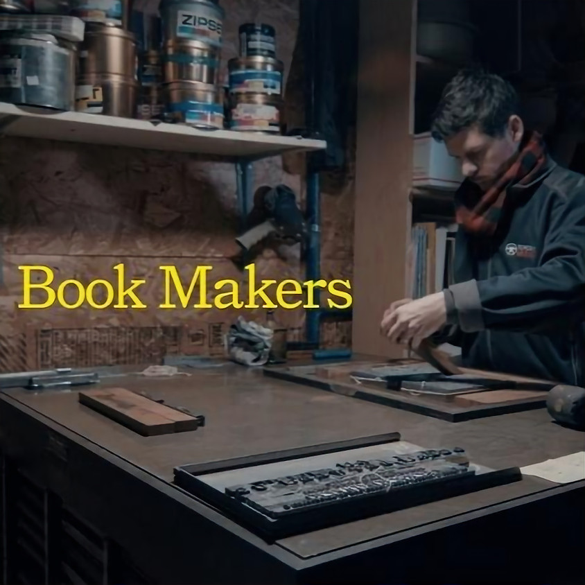 Film Conversation: The Book Makers