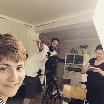 Filming