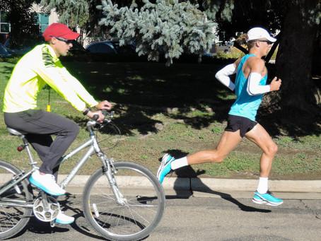 Ritz on Running: How to Train for a Marathon PR