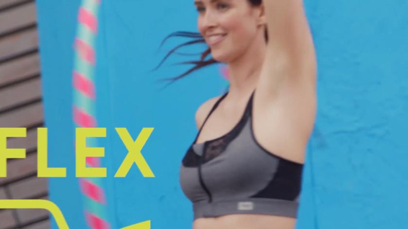 Fitness Wear Promo