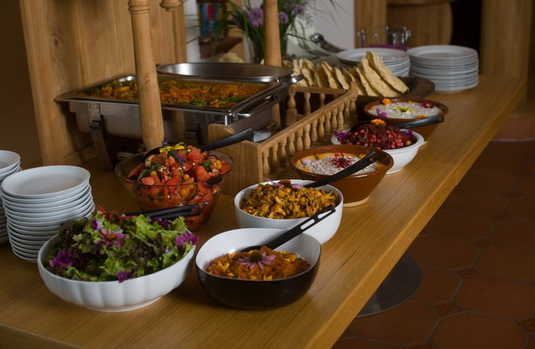 TamanGa Peace Food Buffet