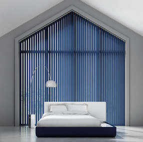 Bespoke blinds for unique windows