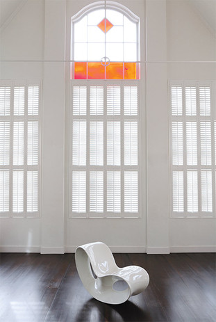 Bespoke blinds for unique windows
