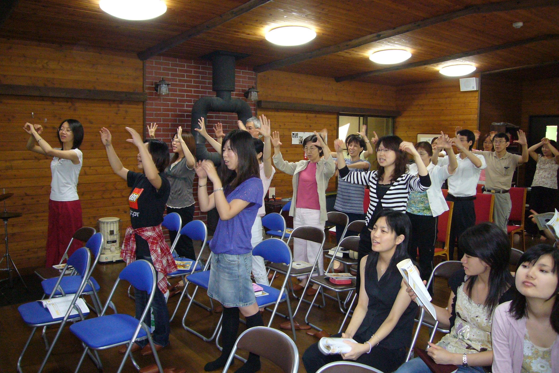轻井泽2006夏令营「更深经历神」 (8)