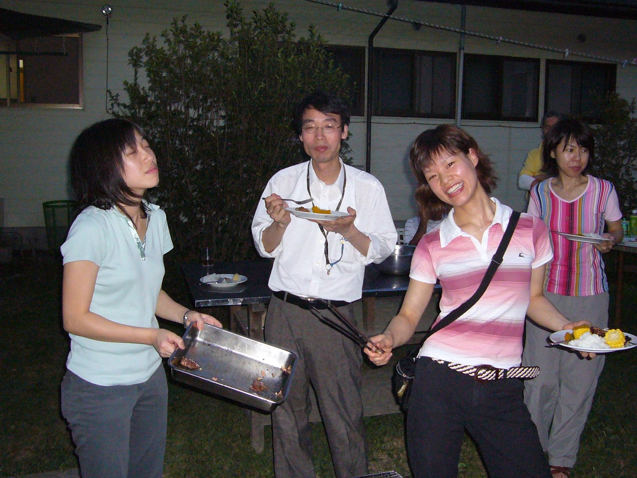 轻井泽2006夏令营「更深经历神」 (6)