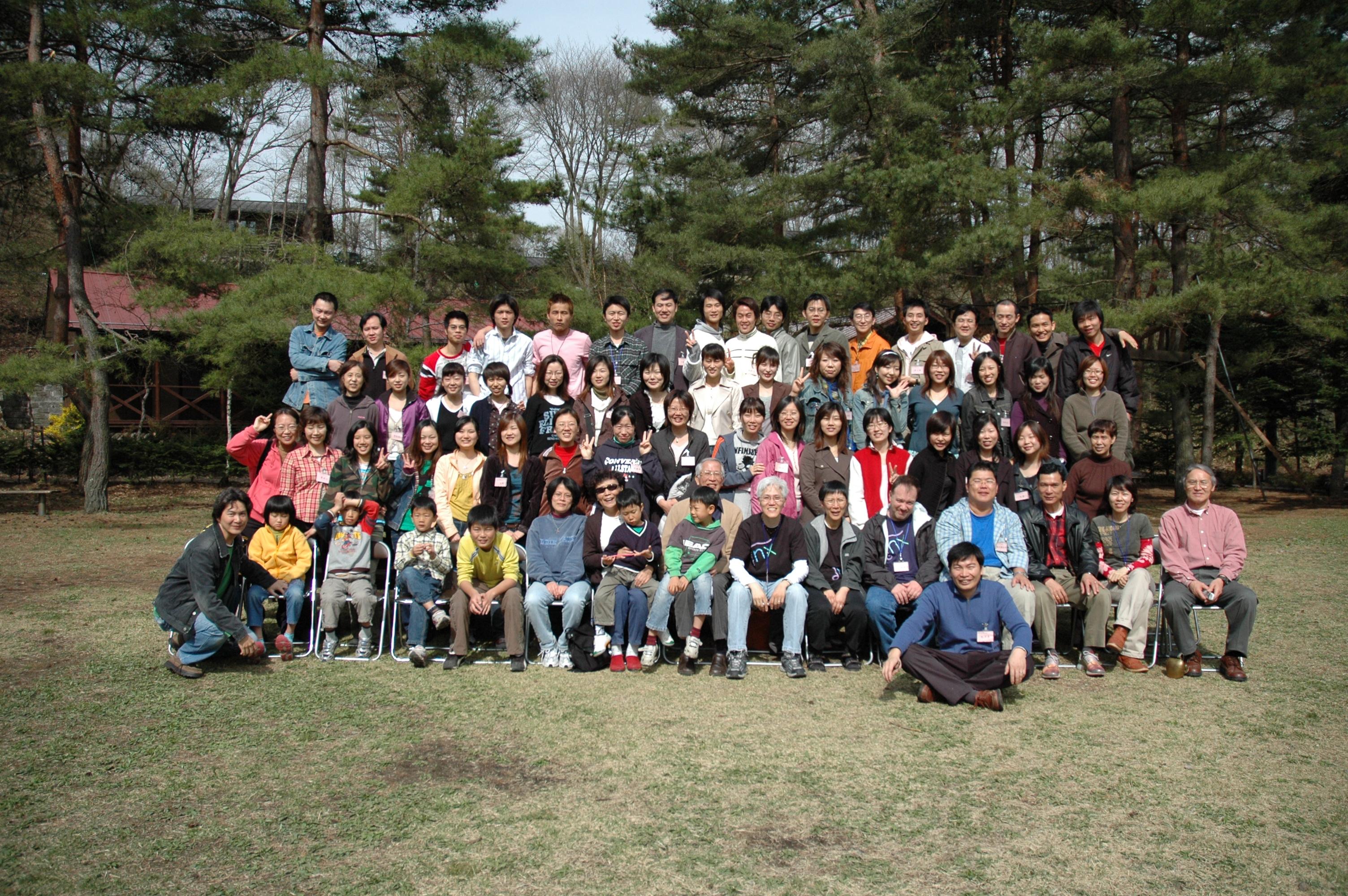 轻井泽2006经历神营会