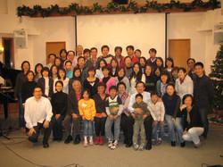 奥多摩2007新年营会
