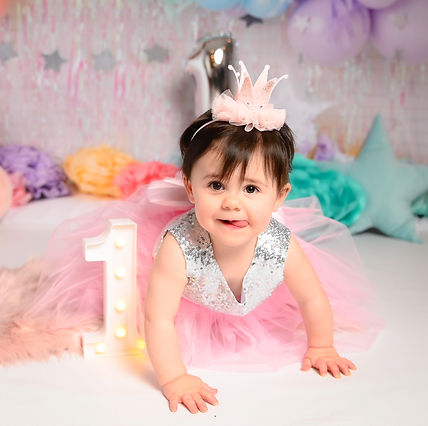 2-20-21 Kimber Coffiner Isabel one year1
