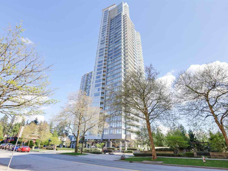 ✨ NEW LISTING BY ULIX Real Estate Group ✨ 2605 - 4880 BENNETT STREET, BURNABY