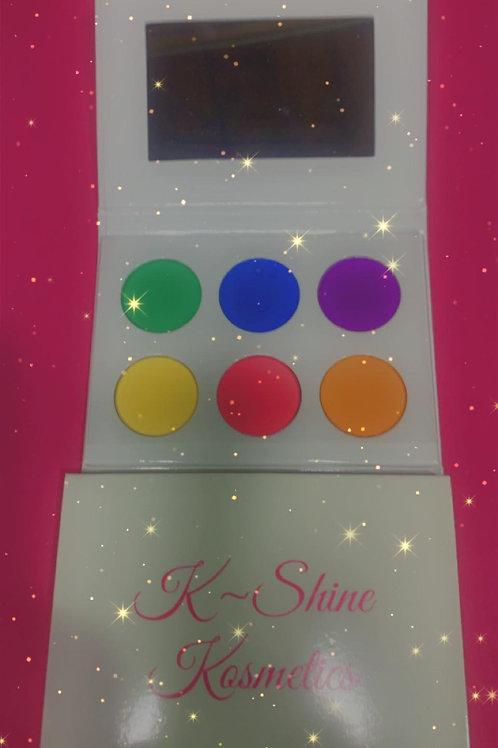 K~Shine Kosmetic Eye Palette